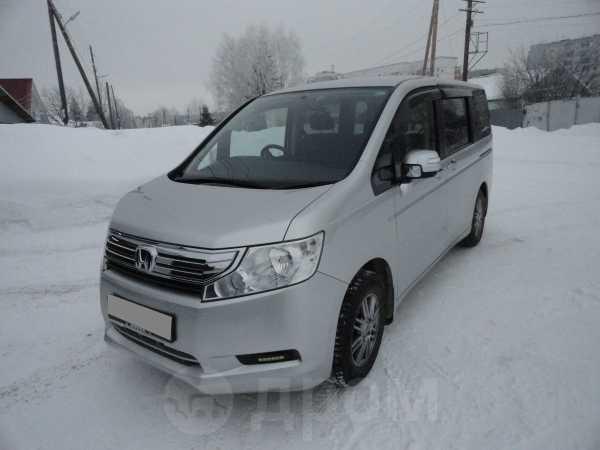 Honda Stepwgn, 2012 год, 999 000 руб.