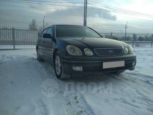 Toyota Aristo, 1998 год, 340 000 руб.