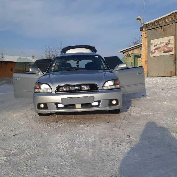 Subaru Legacy, 2001 год, 260 000 руб.