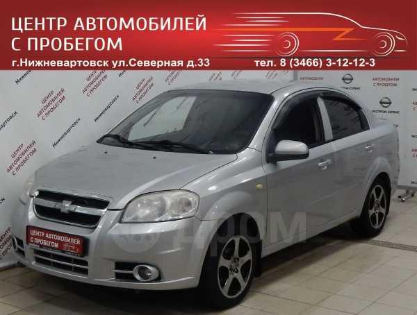 Chevrolet Aveo, 2007 год, 329 000 руб.