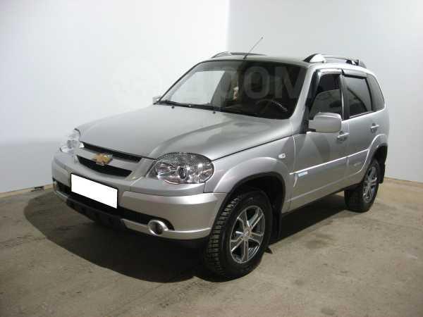 Chevrolet Niva, 2012 год, 365 000 руб.