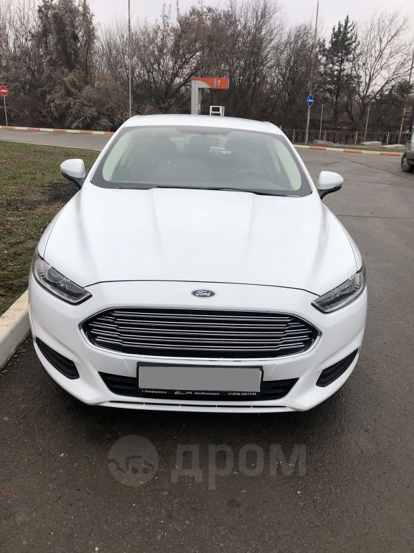 Ford Mondeo, 2016 год, 850 000 руб.