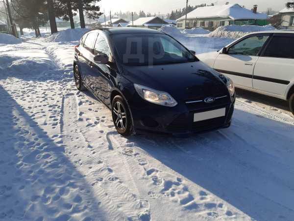 Ford Focus, 2012 год, 416 000 руб.