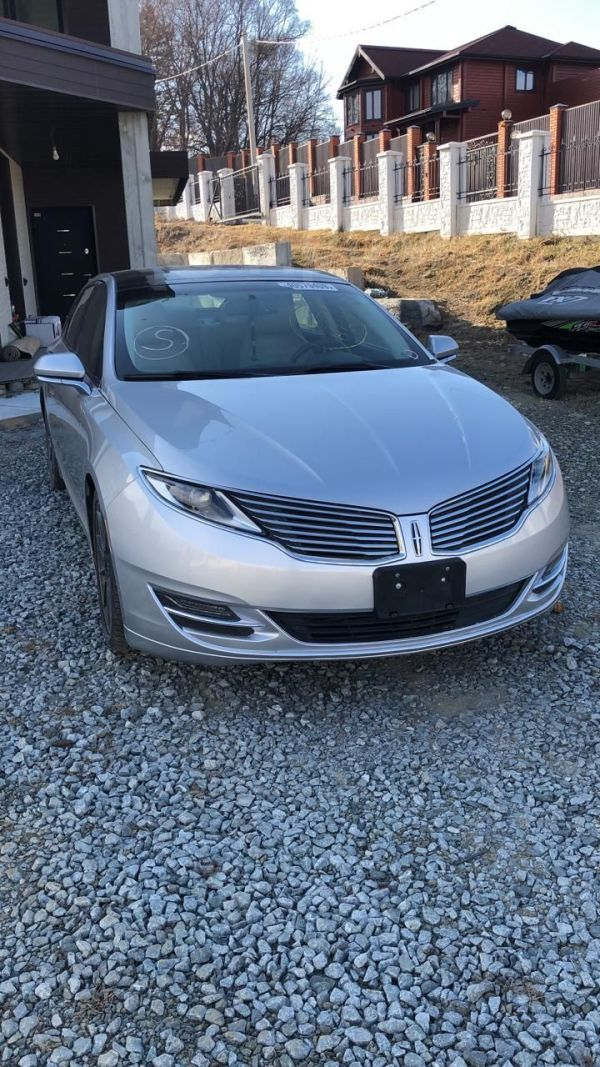 Lincoln MKZ, 2015 год, 1 600 000 руб.