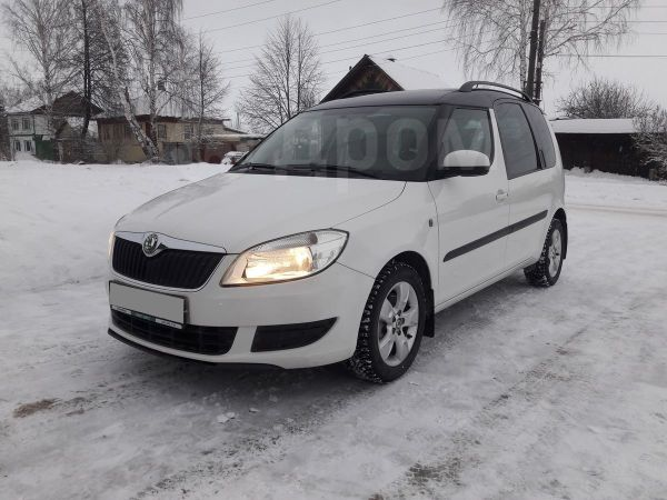 Skoda Roomster, 2012 год, 525 000 руб.