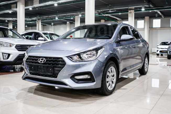 Hyundai Solaris, 2018 год, 840 001 руб.