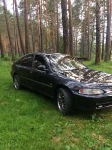 Абакан Civic 1991