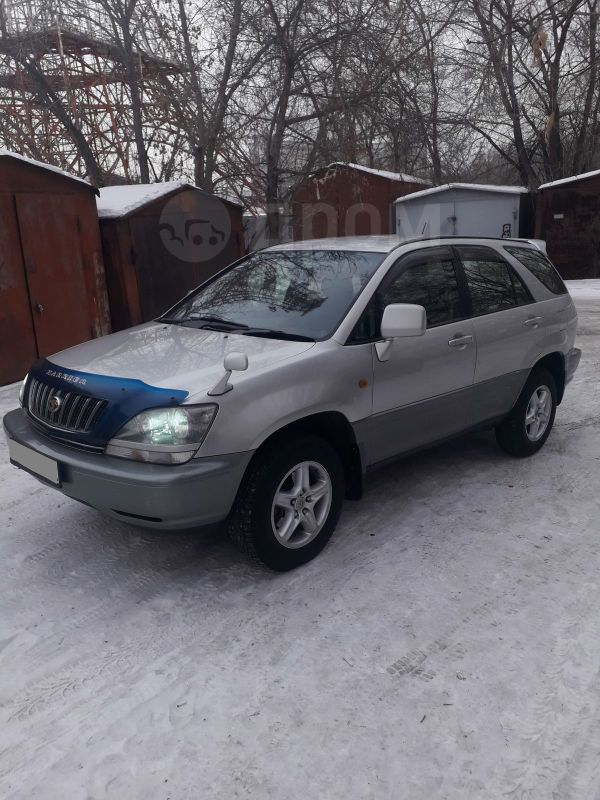 Toyota Harrier, 2003 год, 599 000 руб.