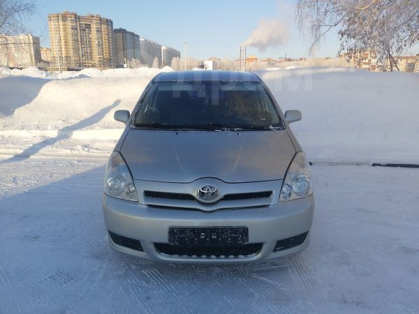 Toyota Corolla Verso, 2005 год, 490 000 руб.