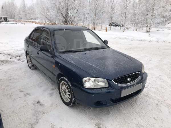 Hyundai Accent, 2007 год, 200 000 руб.
