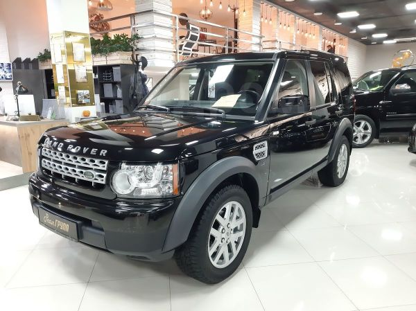 Land Rover Discovery, 2013 год, 1 880 000 руб.