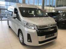 Москва Toyota Hiace 2019