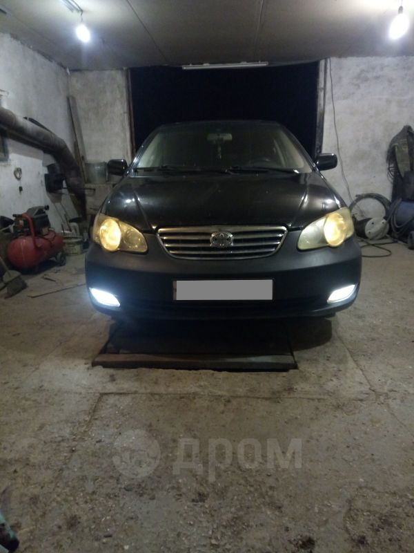 BYD F3, 2008 год, 130 000 руб.
