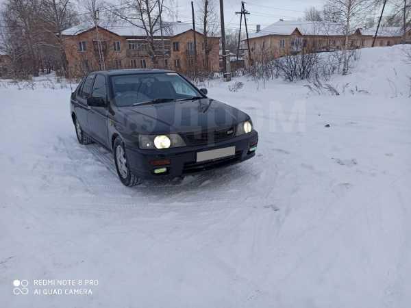 Nissan Bluebird, 1996 год, 210 000 руб.