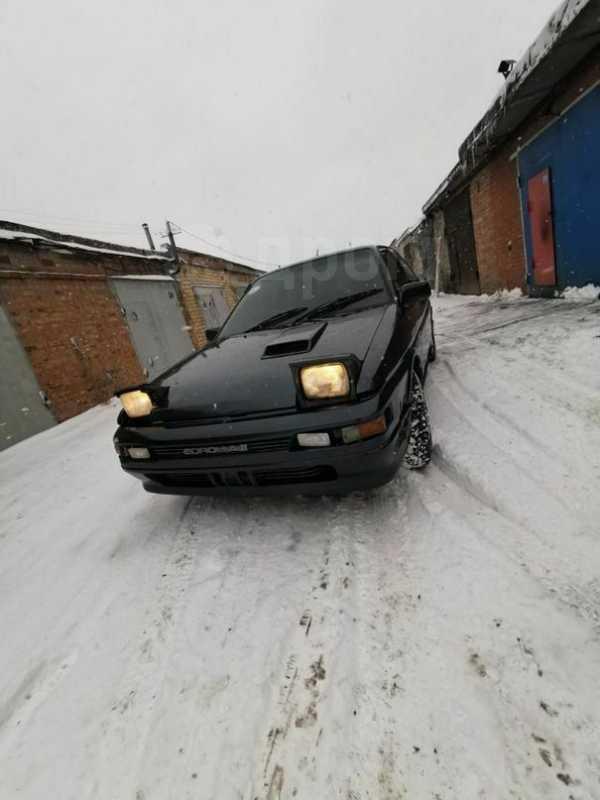 Toyota Corolla, 1986 год, 55 000 руб.
