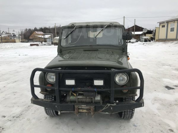 УАЗ 3151, 1989 год, 240 000 руб.