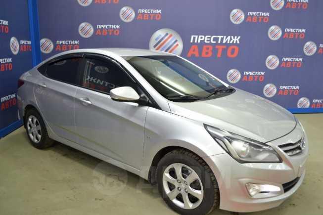 Hyundai Solaris, 2016 год, 584 000 руб.