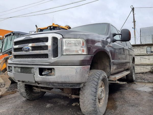 Ford F250, 2007 год, 1 170 000 руб.