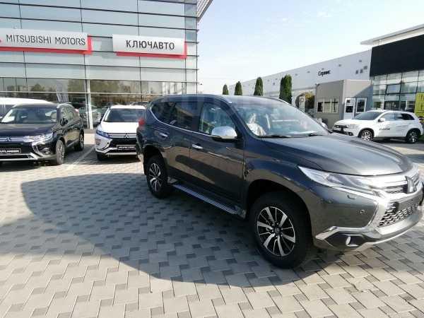 Mitsubishi Pajero Sport, 2019 год, 3 166 000 руб.