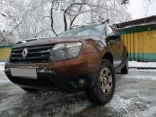Москва Duster 2013