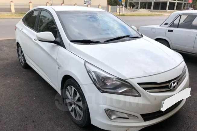 Hyundai Solaris, 2016 год, 570 000 руб.