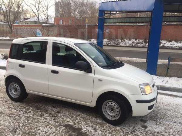 Fiat Panda, 2010 год, 190 000 руб.
