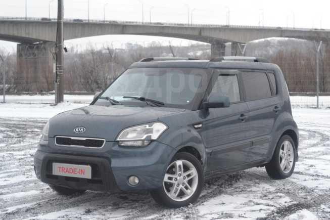 Kia Soul, 2011 год, 429 900 руб.