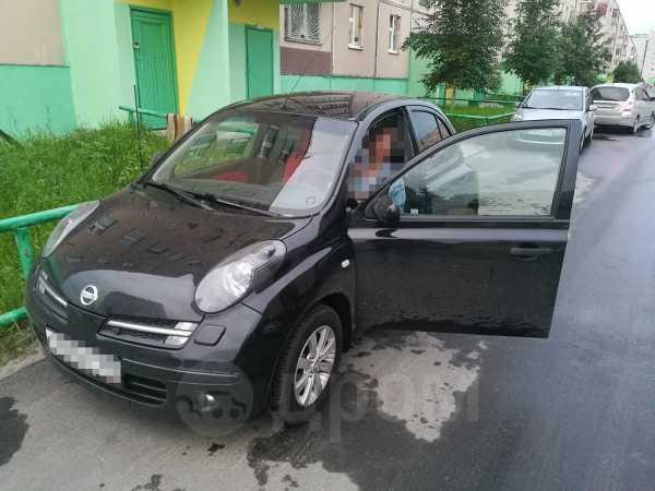 Nissan Micra, 2007 год, 325 000 руб.