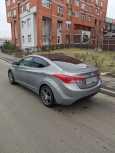 Hyundai Elantra, 2012 год, 565 000 руб.