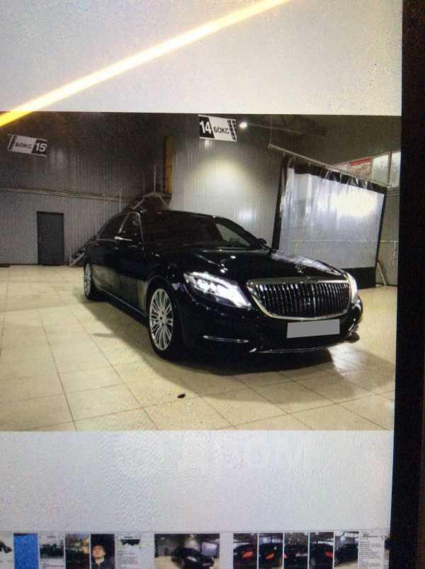 Mercedes-Benz S-Class, 2015 год, 4 800 000 руб.