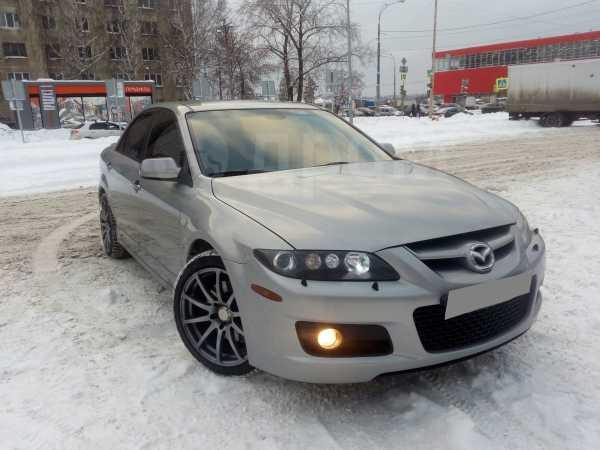 Mazda Mazda6 MPS, 2007 год, 500 000 руб.