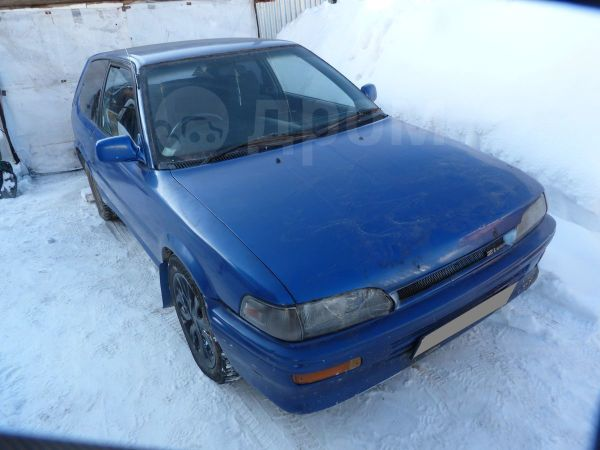 Toyota Corolla FX, 1988 год, 45 000 руб.