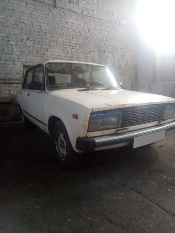 Лада 2105, 1992 год, 40 000 руб.