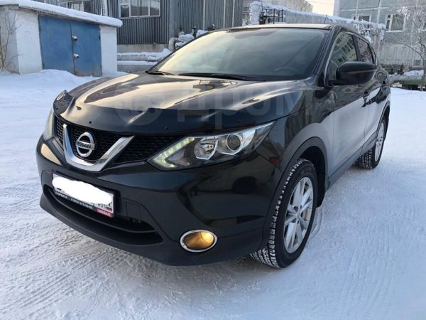 Nissan Qashqai, 2014 год, 1 090 000 руб.