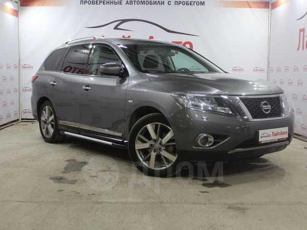 Nissan Pathfinder, 2015 год, 1 459 000 руб.