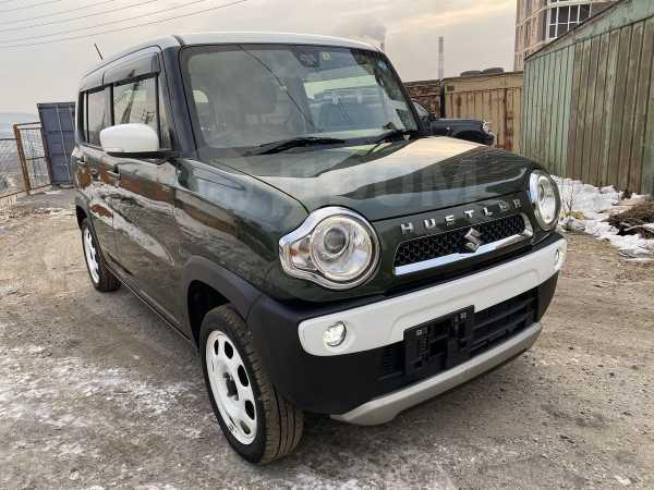 Suzuki Hustler, 2015 год, 445 000 руб.