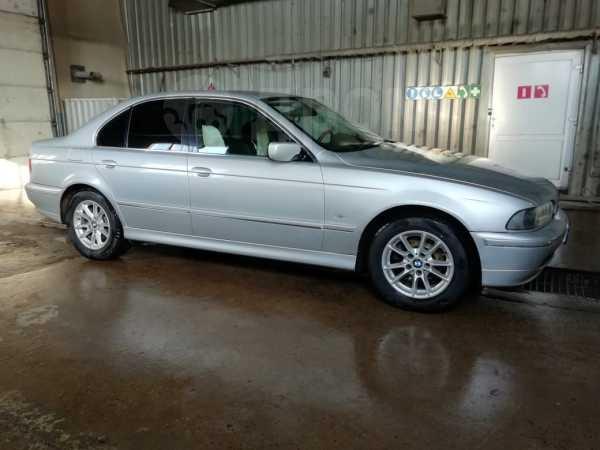 BMW 5-Series, 2003 год, 510 000 руб.