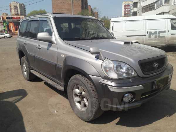 Hyundai Terracan, 2003 год, 310 000 руб.