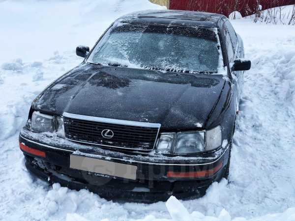 Lexus LS400, 1993 год, 210 000 руб.