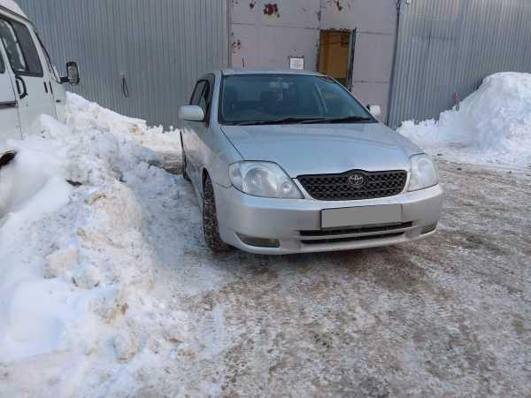 Toyota Allex, 2002 год, 270 000 руб.