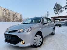 Новосибирск Corolla Axio 2017