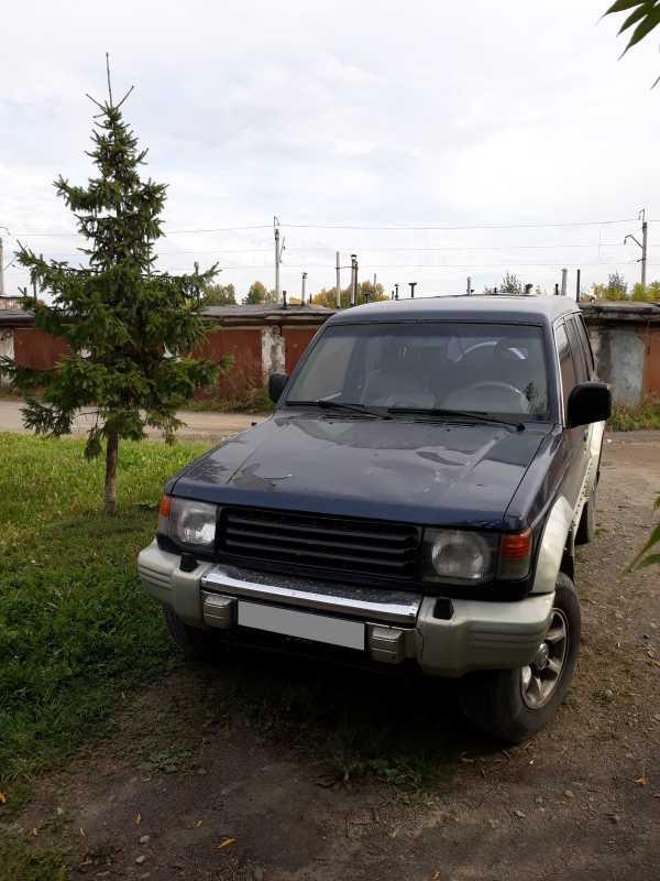 Mitsubishi Montero, 1994 год, 170 000 руб.