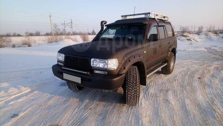 Toyota Land Cruiser, 1995 год, 1 250 000 руб.