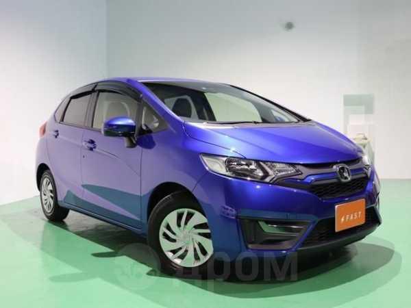 Honda Fit, 2016 год, 575 000 руб.
