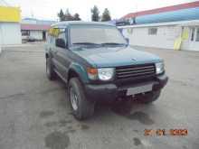 Тимашевск Pajero 1997