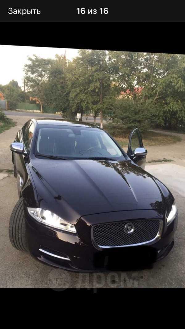 Jaguar XJ, 2010 год, 1 200 000 руб.