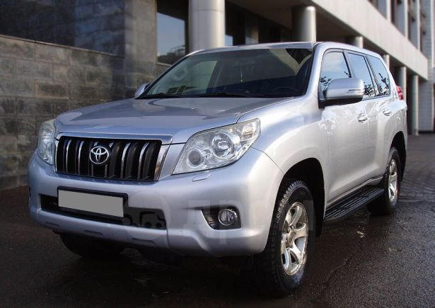 Toyota Land Cruiser Prado, 2010 год, 1 400 000 руб.