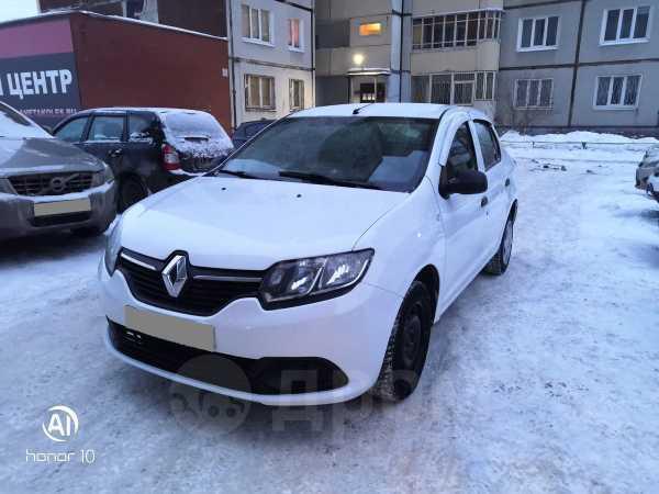 Renault Logan, 2016 год, 475 000 руб.
