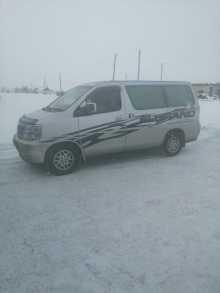 Барабинск Elgrand 1998