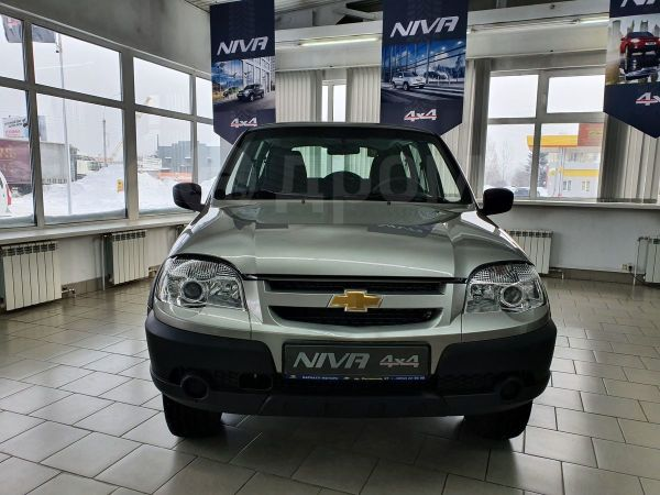 Chevrolet Niva, 2019 год, 676 140 руб.
